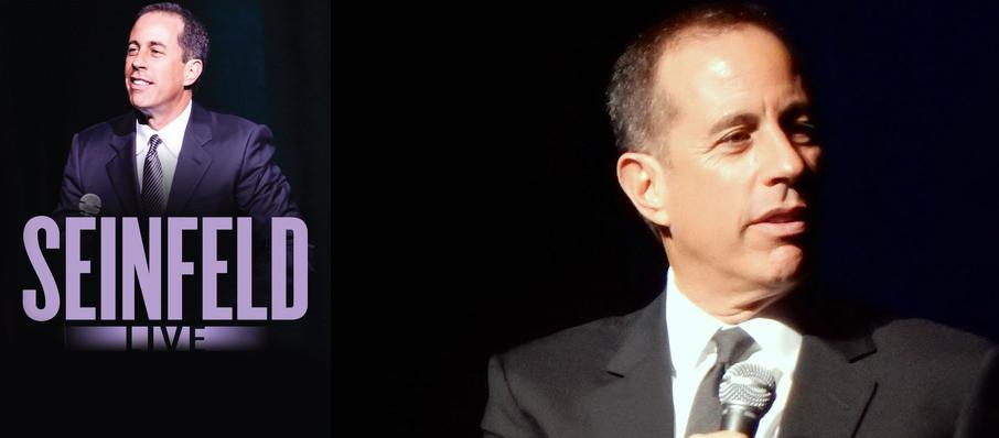 Jerry Seinfeld at Heritage Theatre