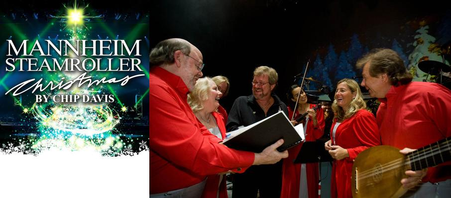 Mannheim Steamroller at Dow Arena