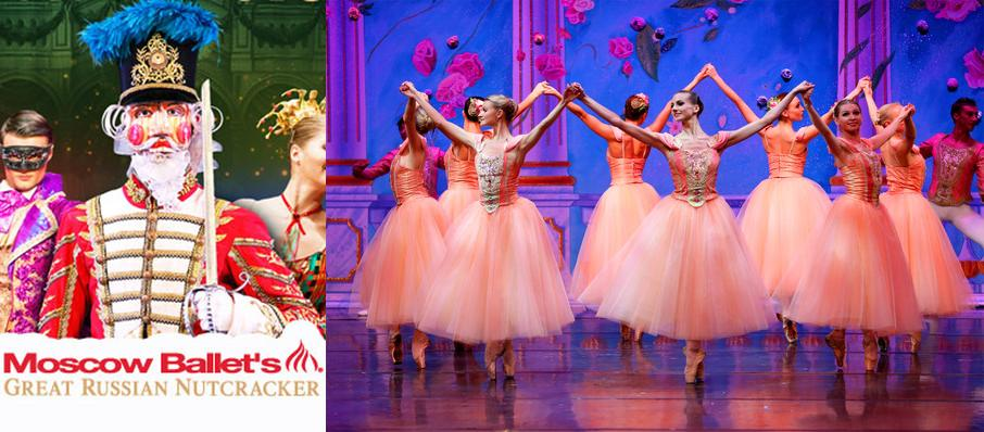 Moscow Ballet's Great Russian Nutcracker at Temple Theatre