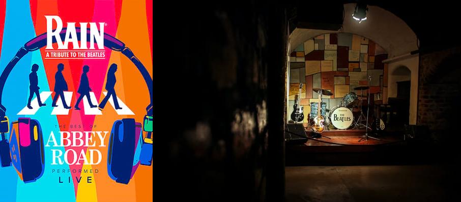 Rain - A Tribute to the Beatles at Midland Center For The Arts