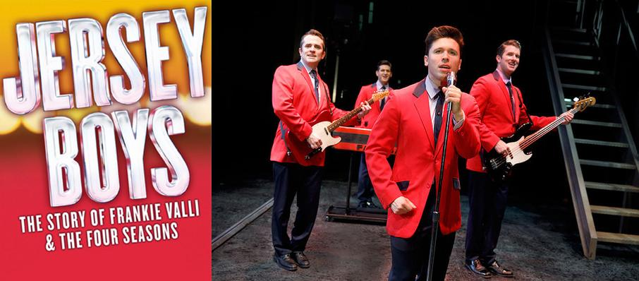Jersey Boys at Heritage Theatre