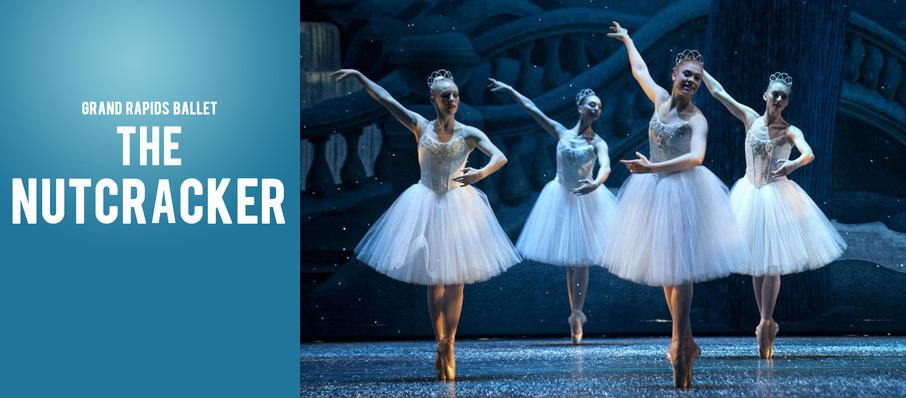 Grand Rapids Ballet - The Nutcracker at Midland Center For The Arts