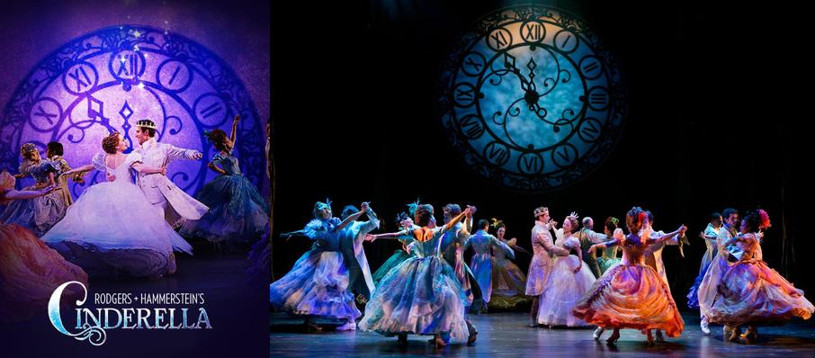 Rodgers and Hammerstein's Cinderella - The Musical at Heritage Theatre