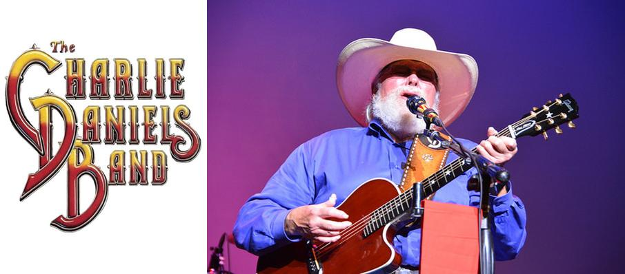 Charlie Daniels Band at Midland Center For The Arts