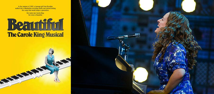 Beautiful: The Carole King Musical at Midland Center For The Arts