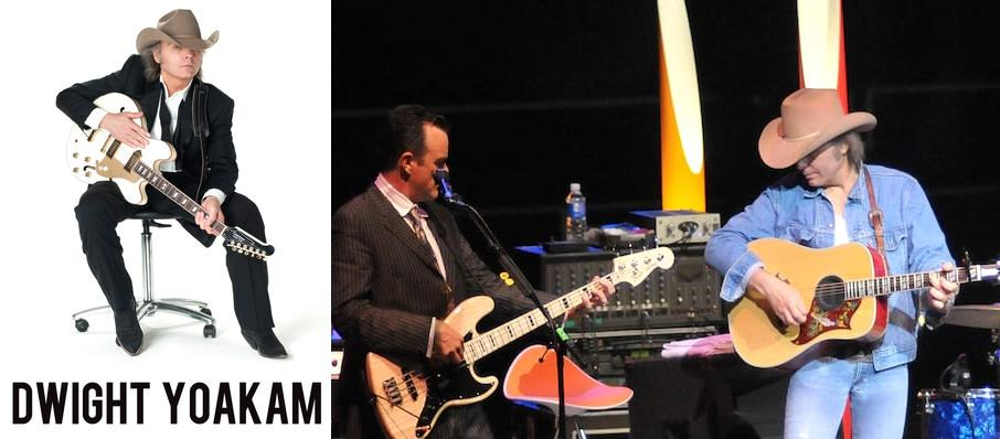 Dwight Yoakam at Heritage Theatre