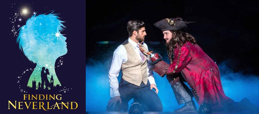 Finding Neverland at Dow Arena