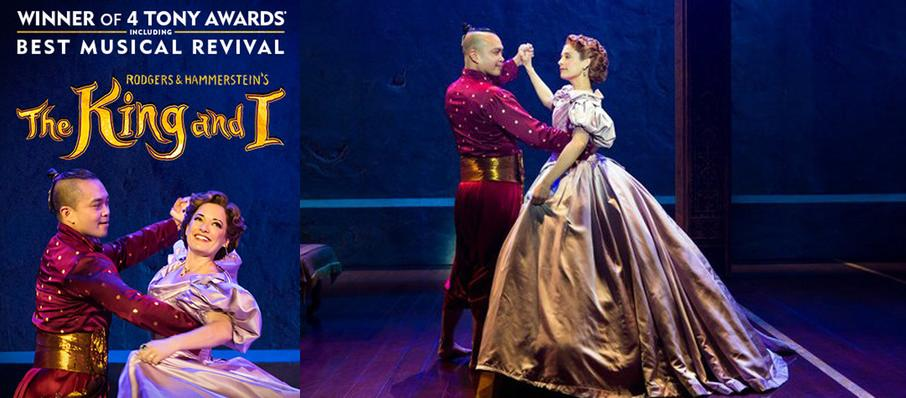 Rodgers & Hammerstein's The King and I at Midland Center For The Arts