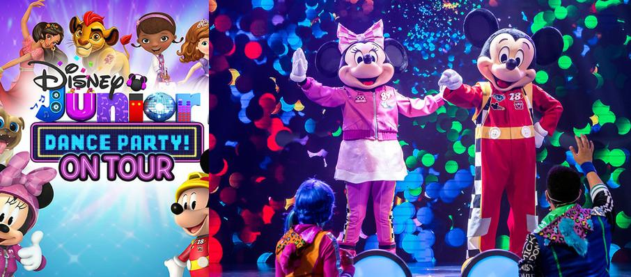Disney Junior Live: Dance Party at Midland Center For The Arts