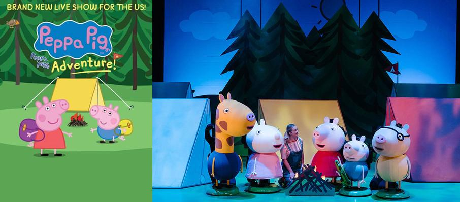 Peppa Pig Live at Midland Center For The Arts