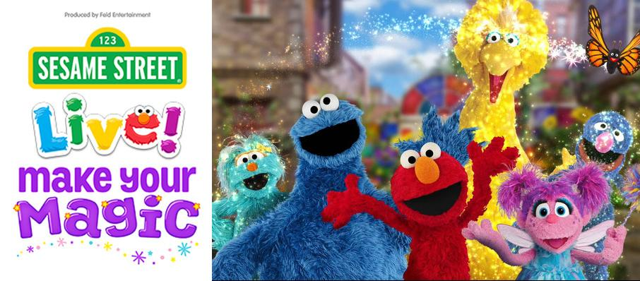 Sesame Street Live - Make Your Magic at Dow Arena