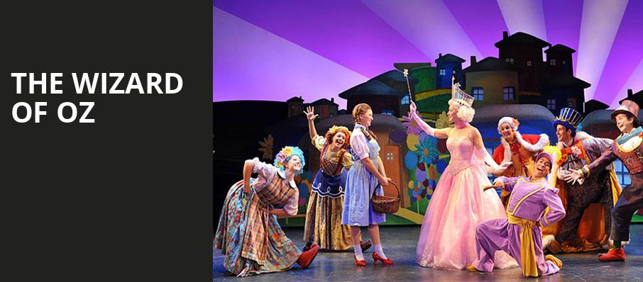 The Wizard of Oz, Heritage Theatre, Saginaw