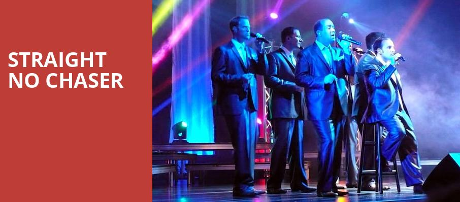 Straight No Chaser, Midland Center For The Arts, Saginaw